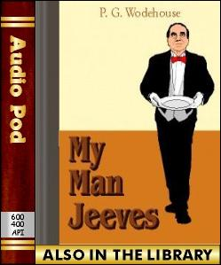 Audio Book My Man Jeeves