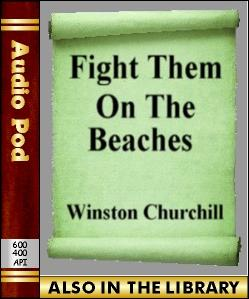 Audio Book Fight Them on the Beaches