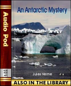Audio Book An Antarctic Mystery