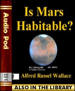 Audio Book Is Mars Habitable?