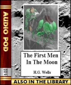 Audio Book The First Men in the Moon