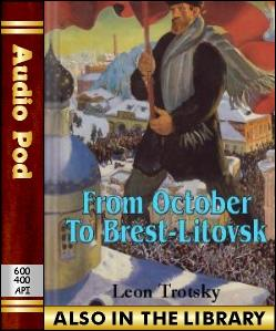 Audio Book From October to Brest-Litovsk
