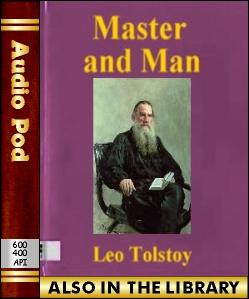 Audio Book Master and Man