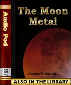 Audio Book The Moon Metal