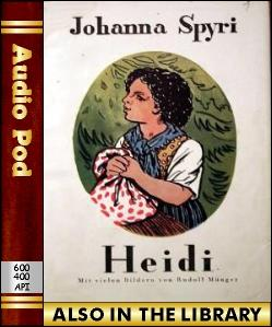 Audio Book Heidi