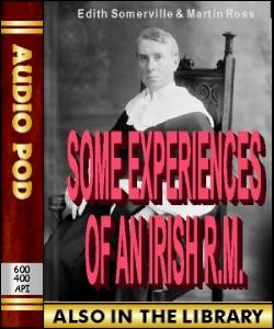 Audio Book Some Experiences of an Irish R.M.