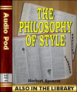 Audio Book The Philosophy of Style