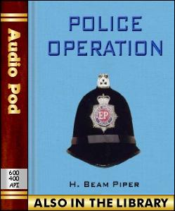 Audio Book Police Operation