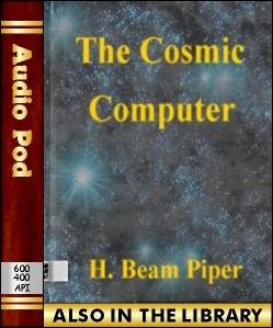 Audio Book The Cosmic Computer