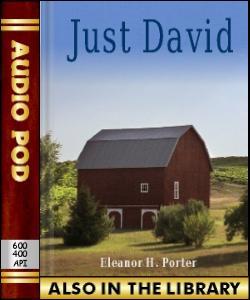Audio Book Just David