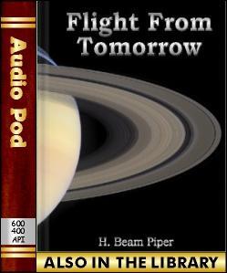Audio Book Flight From Tomorrow