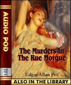 Audio Book The Murders in the Rue Morgue