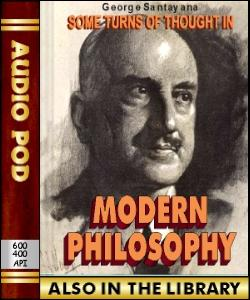 Audio Book Some Turns of Thought in Modern Philo...