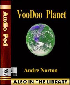 Audio Book Voodoo Planet