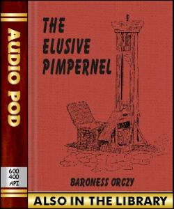 Audio Book The Elusive Pimpernel