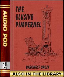 Audio Book The Elusive Pimpernel