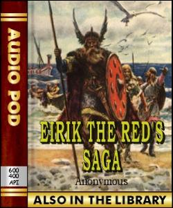 Audio Book Eirik the Red's Saga