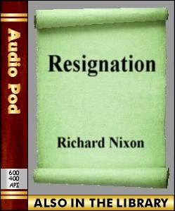 Audio Book Resignation