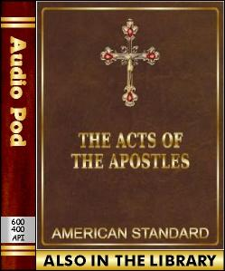 Audio Book The Acts of the Apostles