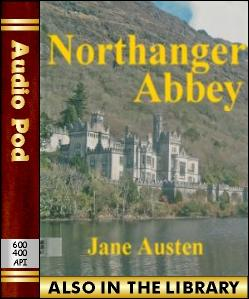 Audio Book Northanger Abbey