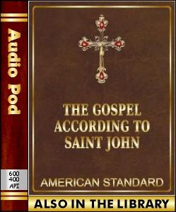 Audio Book The Gospel According to Saint John