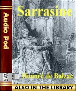 Audio Book Sarrasine