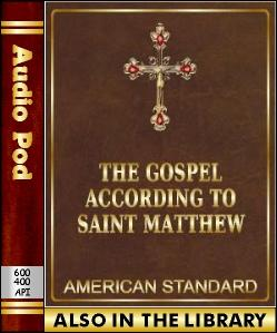 Audio Book The Gospel According to Saint Matthew