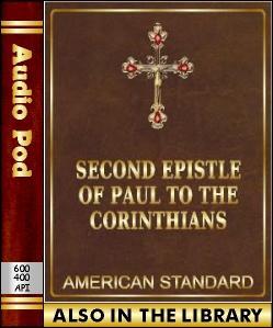 Audio Book The Second Epistle of Paul the Apostl...