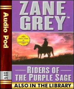 Audio Book Riders of the Purple Sage