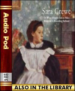 Audio Book Sara Crewe:What Happened at Miss Minc...