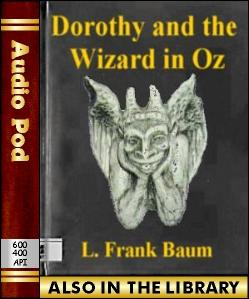 Audio Book Dorothy and the Wizard in Oz