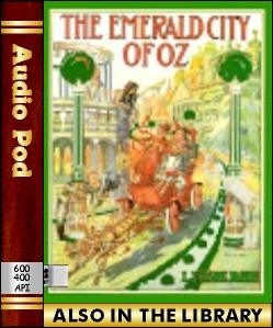 Audio Book The Emerald City of Oz