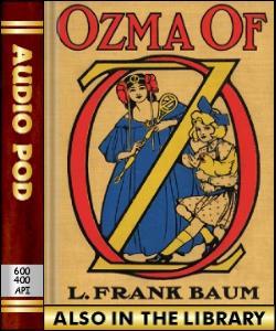 Audio Book Ozma of Oz