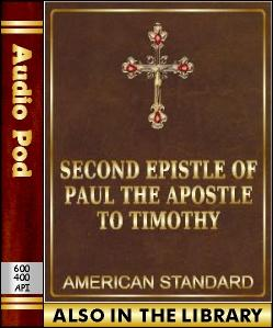 Audio Book The Second Epistle of Paul to Timothy