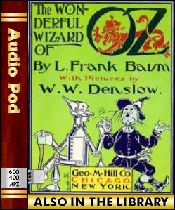 Audio Book The Wonderful Wizard of Oz