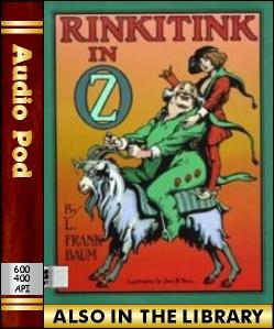 Audio Book Rinkitink in Oz