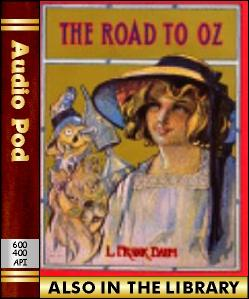 Audio Book The Road to Oz