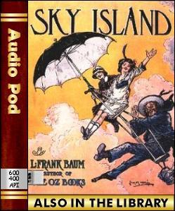 Audio Book Sky Island