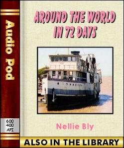 Audio Book Around the World in Seventy-Two Days