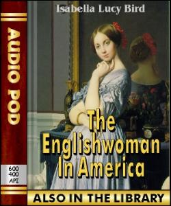 Audio Book The Englishwoman in America