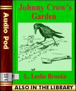 Audio Book Johnny Crow's Garden
