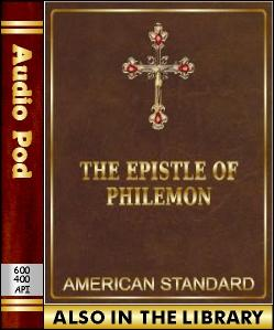 Audio Book The Epistle of Philemon
