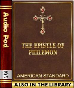 Audio Book The Epistle of Philemon