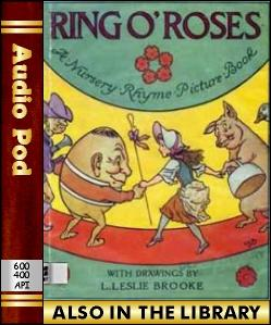 Audio Book Ring o' Roses:A Nursery Rhyme Picture...