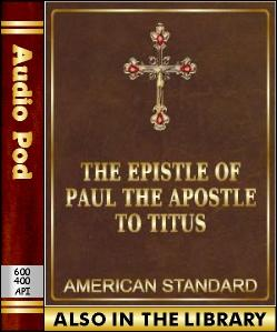 Audio Book The Epistle of Paul to Titus