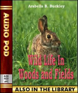 Audio Book Wild Life in Woods and Fields