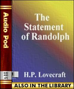 Audio Book The Statement of Randolph