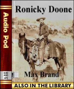 Audio Book Ronicky Doone