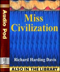 Audio Book Miss Civilization