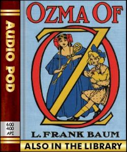 Audio Book Ozma of Oz